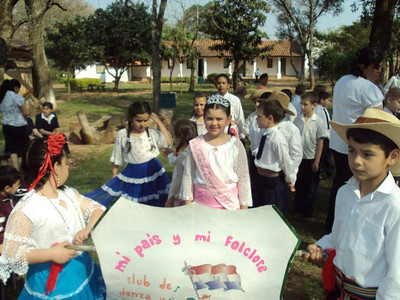 teaching english in paraguay