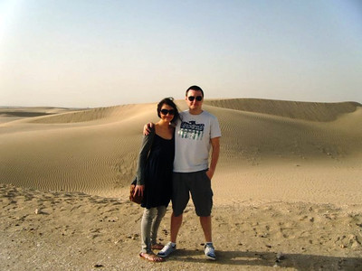 Teaching English in the United Arab Emirates